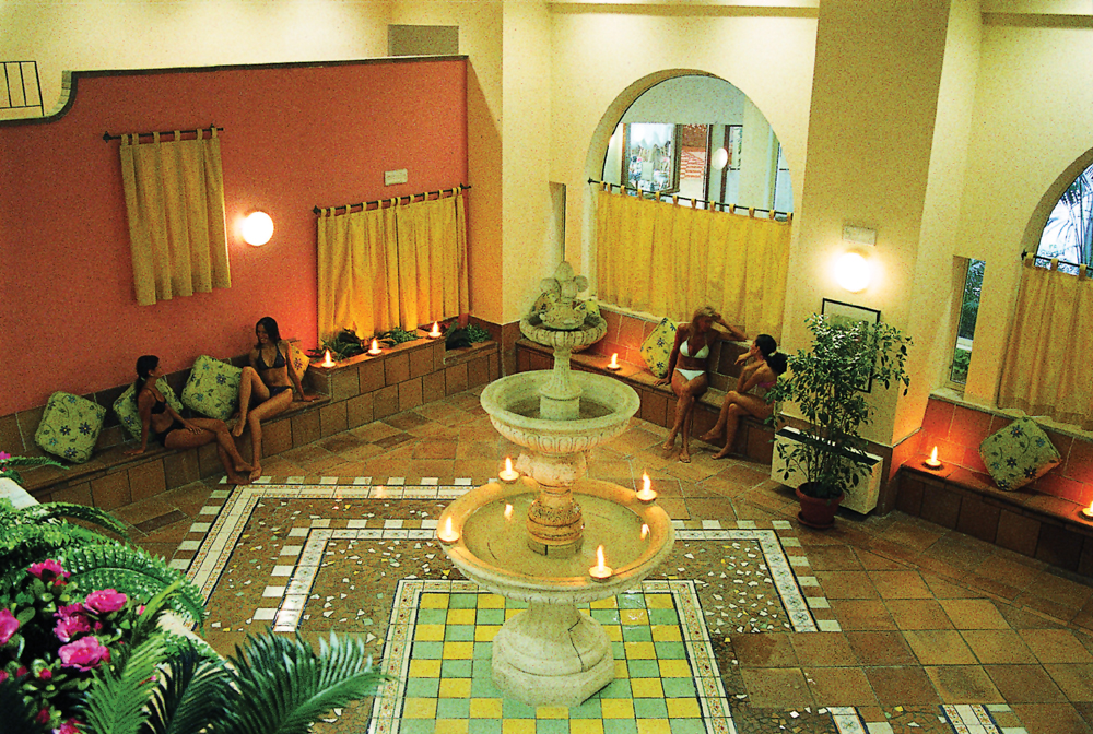 "Nettuno"" spa centre 